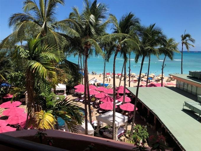 ハワイで4泊6日で宿泊費約17,000円!SPGアメックスカードは最強すぎる件について
